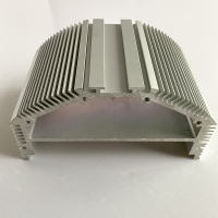 Buy cheap 6061 Extrusion Heat Sink Industrial Aluminum Profile from wholesalers