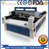 Buy cheap China laser manufacturer sheet metal laser cutting machine for metal and nonmetal TL2513-280W . THREECNC from wholesalers