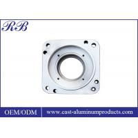 Manufacturer Mold Firstly / Metalwork Aluminium Pressure Casting CNC Machining OEM Manufactures