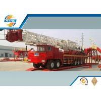 Cheap XJ350 series workover rig / oilfield drilling equipment Rotary type for sale
