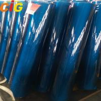 Blue / Green / Crystal PVC Transparent Film , Thickness 0.07mm - 3.0mm Manufactures
