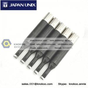 Janpan UNIX P6D-S soldering iron tips for Japan Unix soldering robot, Unix cross bit