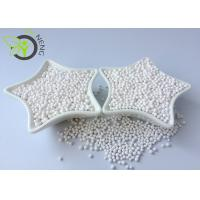 Deep Drying Activated Alumina Balls Activated Alumina Msds For Cracked Gas Manufactures