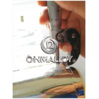 Ohmalloy 4J29 Kovar Strip 0.2mm Thickness For Product Metal - Glass Case Manufactures