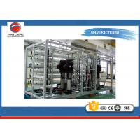 Underground Water Treatment Systems / Industrial Reverse Osmosis System SUS304 Manufactures