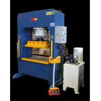 Stainless Steel Elbow Making Machine Pushing Force 4500×3KN For Carbon Steel Manufactures