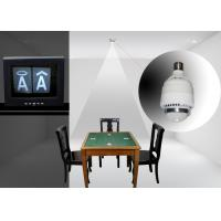 China White Efficient Light Led Bulb Casino Cheating Devices Apply To Backside Marked Cards on sale