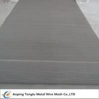 Stainless Steel Decorative Wire Mesh Hole 4~10mm Metal Fabrics for Architecture and Interior Design Manufactures