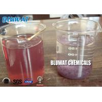 Cheap Wastewater Water Decoloring Agent ISO Solid Content 50%Min HS 391190 391400 for sale