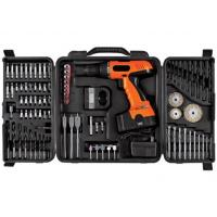 78PCS Rechargeable Cordless Power Tool Set Flat Wood Boring Bits / Twist Drill Bits Wire Brush Wheels Manufactures
