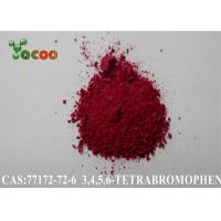 Red crystal Diagnostic Reagents 3,4,5,6-Tetrabromophenol Sulfonephthalein Manufactures