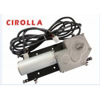 Concealed Floor Spring Door Auto Opener Powered By 24V DC Brushless Motor Manufactures
