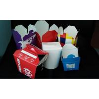 disposable Noodle Paper Bucket Food Pail Manufactures