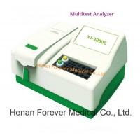 Multitest Laboratory Chemistry and Coagulation Analyzer Manufactures