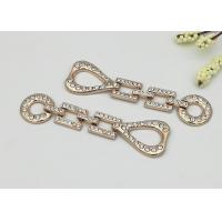Decorative Womens Boot Chains , Shoe Chain Accessories Easy To Put On / Take Off Manufactures