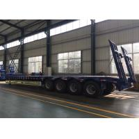 Special Transport Semi Trailer Truck 80 Ton 70 Ton 60 Ton 50 Ton Long Life Manufactures