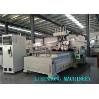 China Four Working Procedure CNC Engraving Machine For Musical Instruments 35m / Min on sale