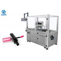Four Nozzles Cosmetic Bottle Servo Capping Machine with Clamp Lock