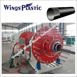 HDPE Plastic SRTP Composite Pipe Making Machine, SRTP Pipe Production Line Manufactures