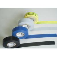 China Black / Blue Capacitor PVC Insulation Tape High Temperature Electrical SGS on sale