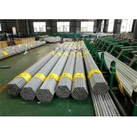Alloy Steel Pipe EN10216-2 X10CrMoVNb9-1 Seamless Hot Finished / Cold Drawn Manufactures