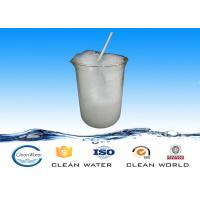 White Liquid Organic Silicon Defoamer CW802 ISO / BV PH 6.5 ~ 8.5 For Clean Water Manufactures