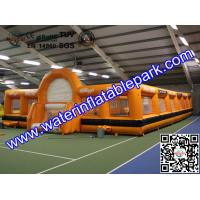 Portable Commercial Inflatable Sport Games Large Inflatable Football Field Manufactures