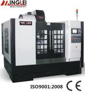 China VMC-L650 high precision small cnc milling machine on sale
