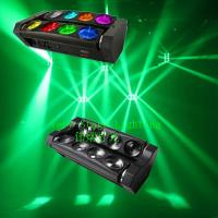 8*10W LED Moving Head Beam DJ Light, Scanning Light Manufactures