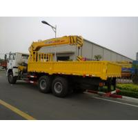 Cheap Comfortable 10 Tons Cargo Knuckle Boom Crane Equip With Disc Brake for sale