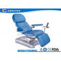 Mobile Patient Electric Dialysis / infusion Chair for Hospital , Clinic , Home Manufactures