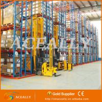 Heavy duty narrow aisle pallet racking Manufactures