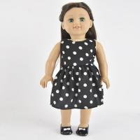 wholesale mini black doll dress 15 inch baby girl doll clothes Manufactures