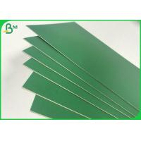 High Stiffness 70 x 100cm 1.2mm - 3.0mm Colored Book Binding Board In Sheet Manufactures