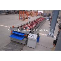 Cheap Monier Tiles Forming Machine / Cement Tile Roofing Materials Forming Machine for sale