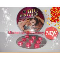 Cheap Red Big Brother Male Performance Enhancers , Strong Effect Herbal Sex Pills For Men for sale