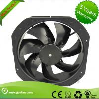 Induction Motor 24v Telecom Control DC Axial Fans Manufactures