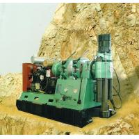 Buy cheap 3200m Gold Exploration Drilling Rig Equipment With Wide Range Rotation Speeds from wholesalers