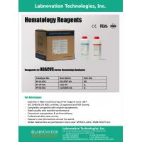 Reagents for DIARON hematology analyzers Manufactures