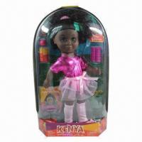 14-inch Vinyl Baby Doll for American Girl Manufactures