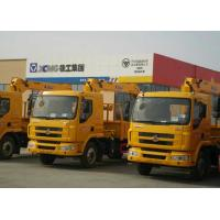 8T Truck Mounted Crane XCMG Telescopic Boom Truck Crane  CE ISO Manufactures