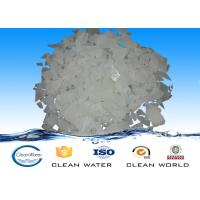 Chemical Aluminium Sulphate powder / granular for industry Water treatment Manufactures