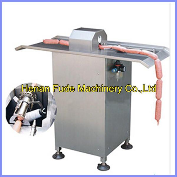 Quality sausage Clipping machine, sausage casing twisting machine,sausage tying machine for sale