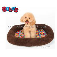 China Factory Made Plush Pet Mat Pet Bed For Dog Cat Puppy Manufactures