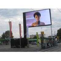 Cheap P16 DIP 7000 Nits Outdoor Full Color Led Display 100000 Hours LED Life for sale