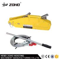 Buy cheap Lever Blocks manual cable puller from wholesalers