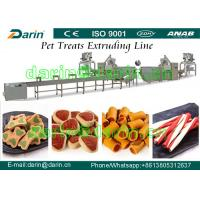 Pet Food Dog Food Extruder Machine / dog Chew Snack / pet Treats Food Machines Manufactures
