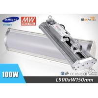 Quality Industrial Weatherproof SAMSUNG 5630 LED Tri Proof Light 100W AC90-305V for sale
