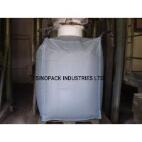 Grey U-panel Big FIBC UV treated Polypropylene Bulk Bags with PE liner Manufactures