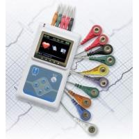 Buy cheap FDA & CE Approved Contec Brand New 12 Channels Holter ECG EKG Holter System from wholesalers